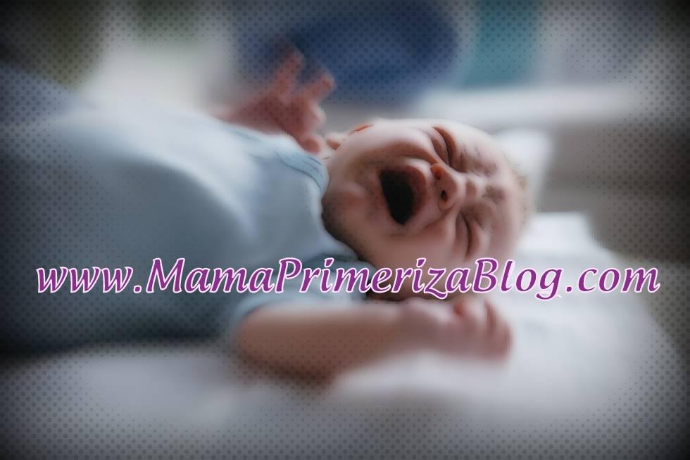 llanto de un bebé recién nacido